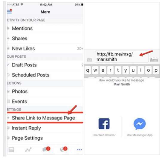 Use a screen capture tool to talk about new features on Facebook