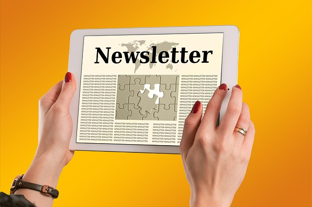 8 Reasons Why You Should Add a Newsletter to Your Blog