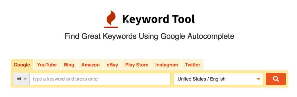 Free Keyword Tool Finds Great Keywords Using Google Autocomplete