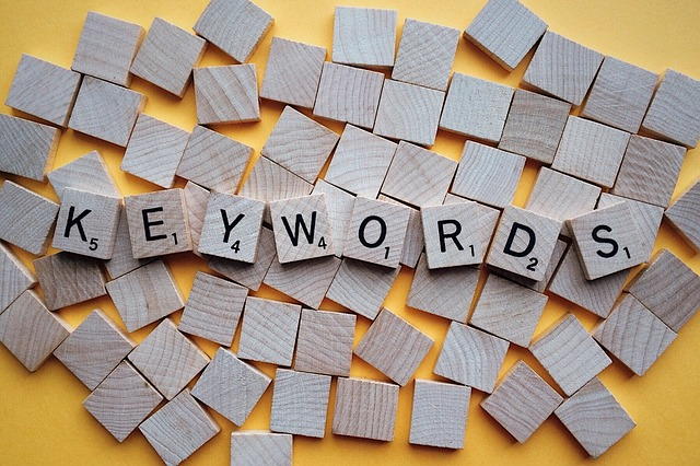 "alt=""Optimizing your content for better search rankings always begins with your keywords"""