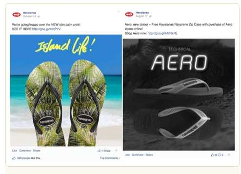 When branding across social media, consistency is key.
