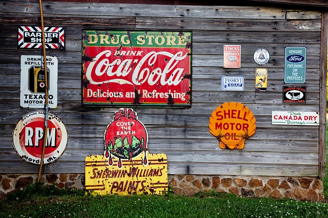Companies as diverse as Coca-Cola, Sherwin Williams, and Shell Oil Company have used advertising to build their brands