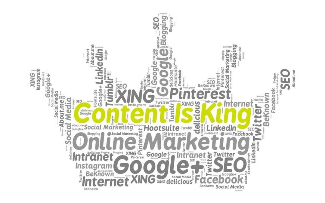 how email makes your content the digital marketing king!